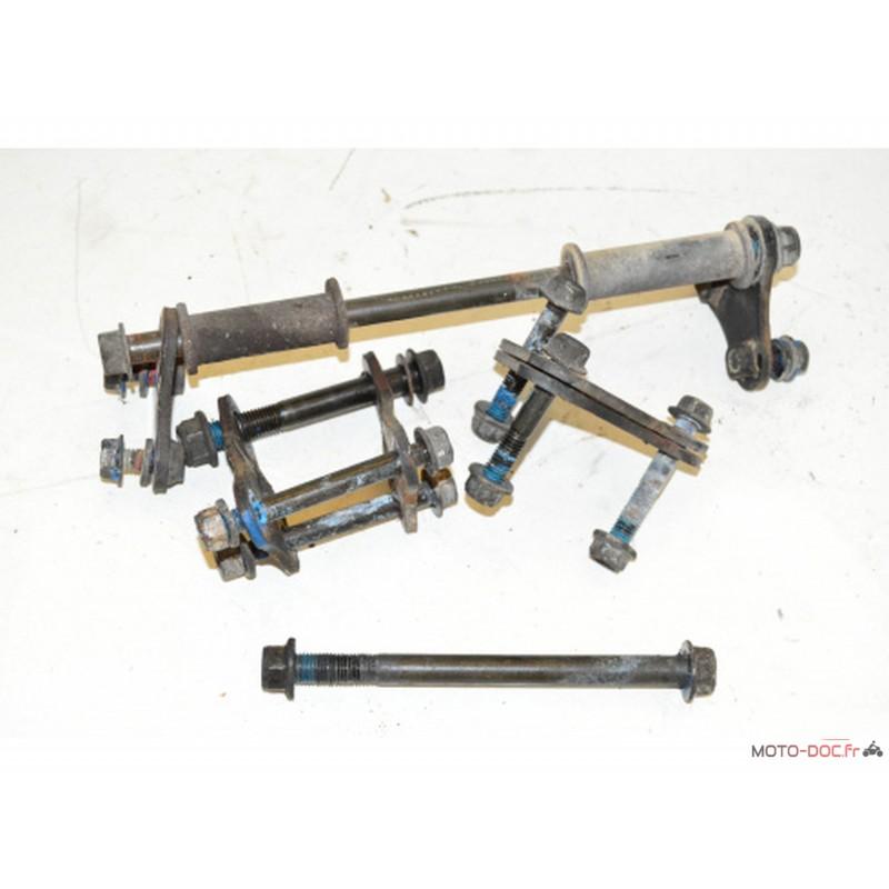 Support moteur SUZUKI 650 DR