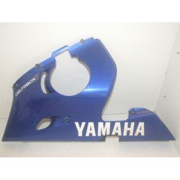 Demi-sabot gauche YAMAHA 600 R6