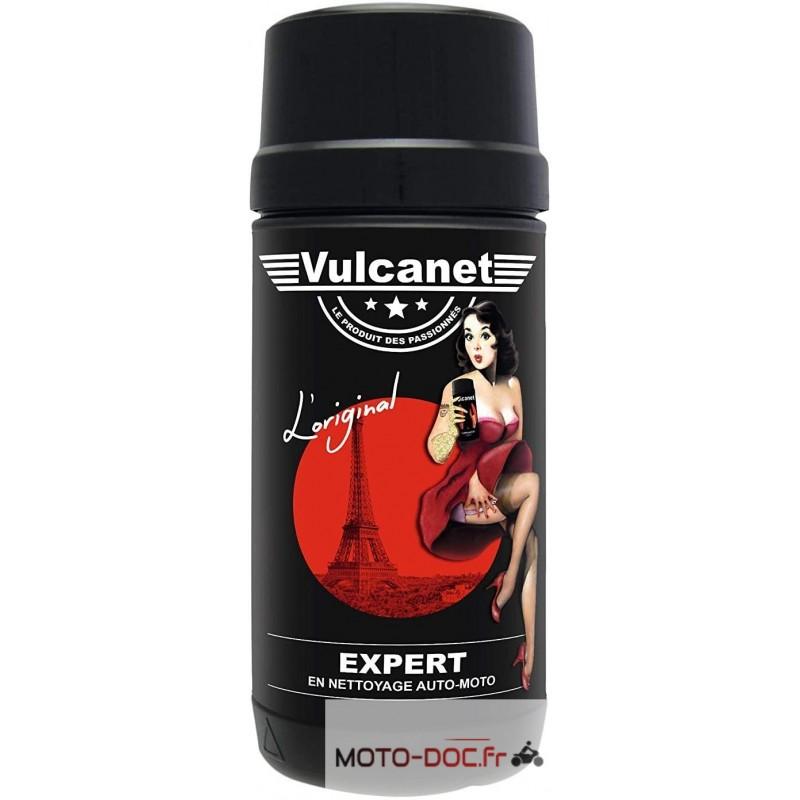 VULCANET - 80 Lingettes Nettoyage Auto Moto + Microfibre