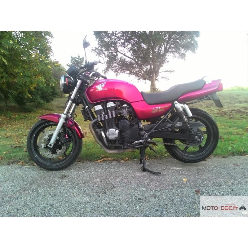 Honda CB 750 F2 Seven Fifty RC42