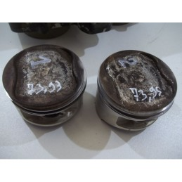 Bloc-cylindre et pistons KAWASAKI 500 GPZ