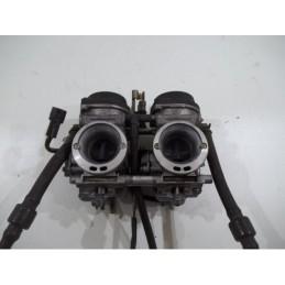 Rampe de carburateurs YAMAHA 850 TDM