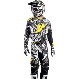 MAILLOT THOR CORE FUSION YELLOW