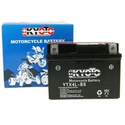 BATTERIE KYOTO YTX4L-BS